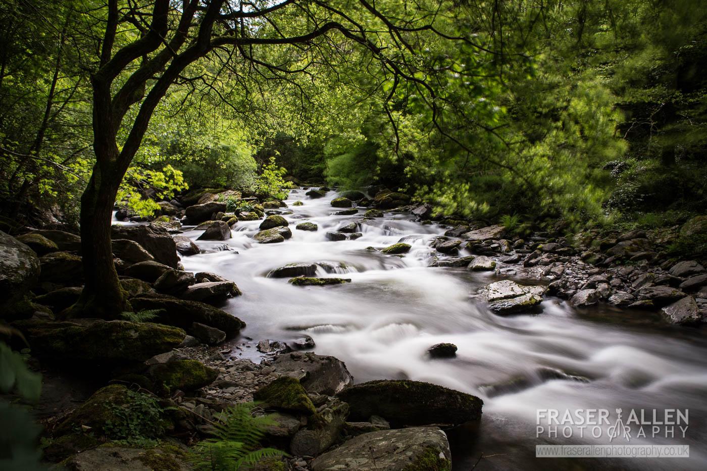 Watersmeet, Lynmouth, North Devon