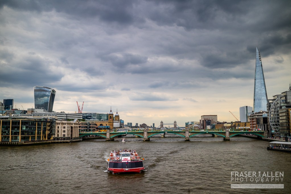 London and The River Thames