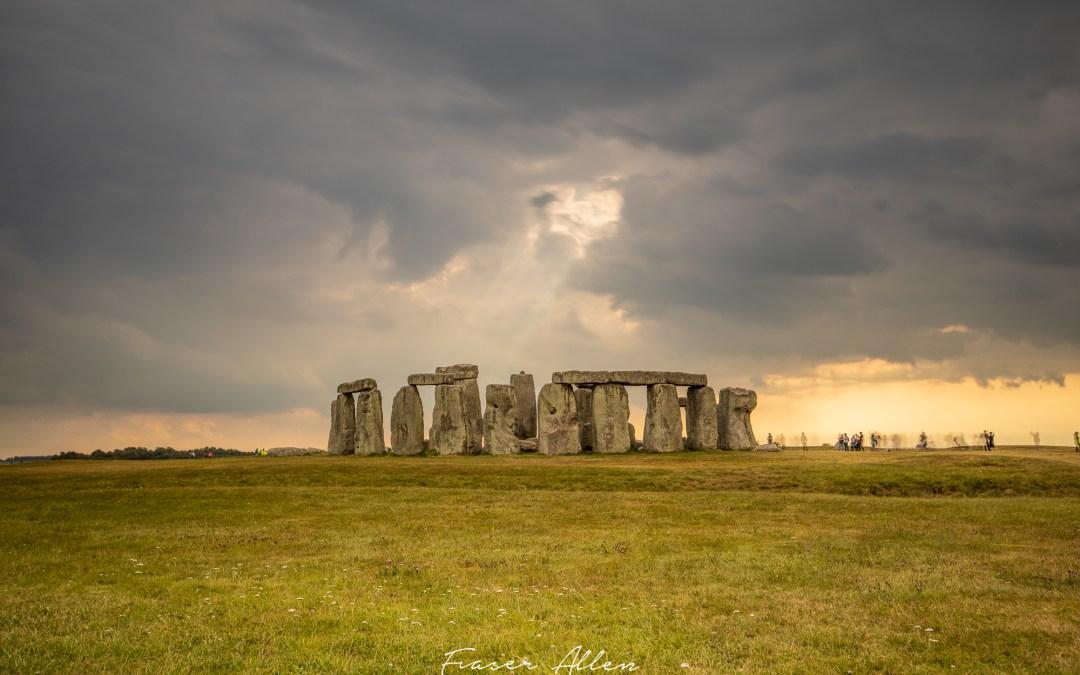 Stonehenge speed visit