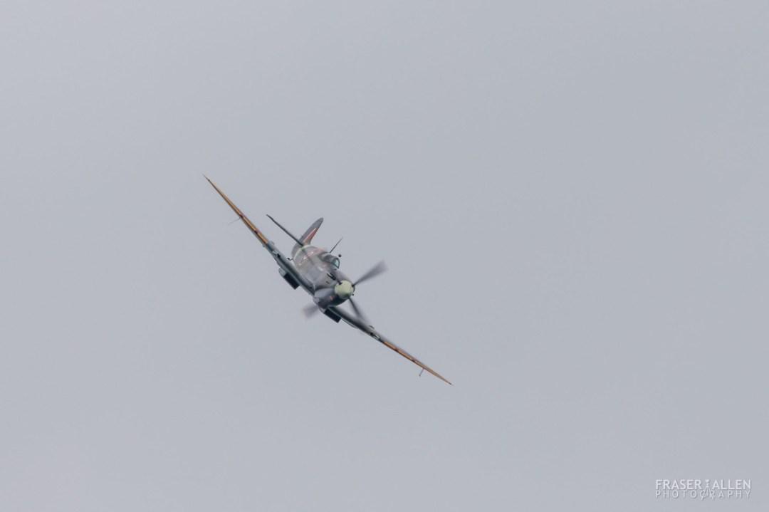 Eastbourne Airshow 2018 - Spitfire