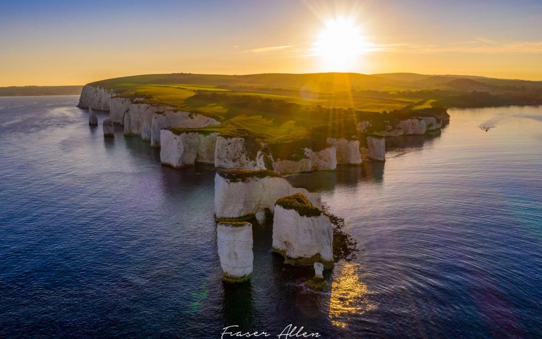A trip to see Old Harry Rocks