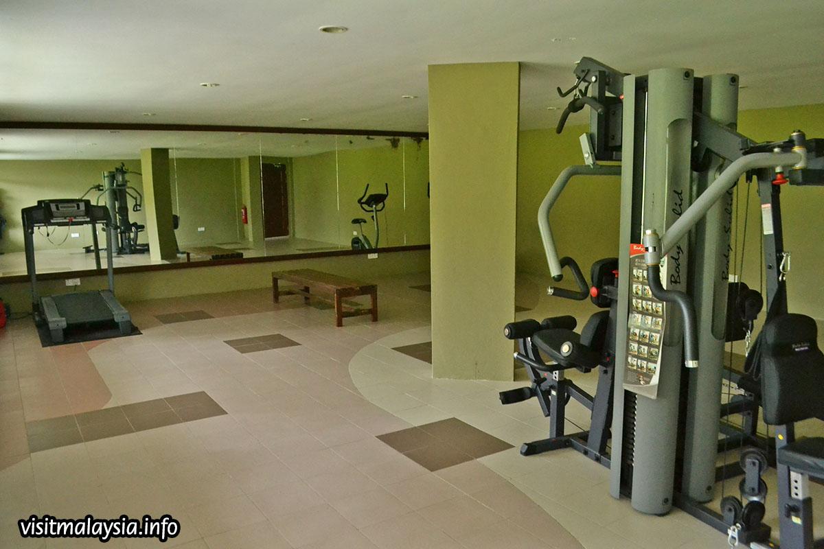 Building Garden Gym