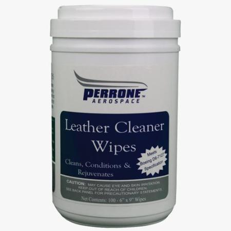 Perrone Leather Cleaner Wipes Tub