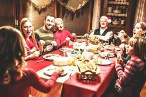 Mensajes de navidad para la familia