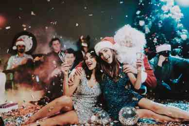 fiestas de Año Nuevo 2020