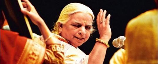 Saying goodbye to Girija Devi