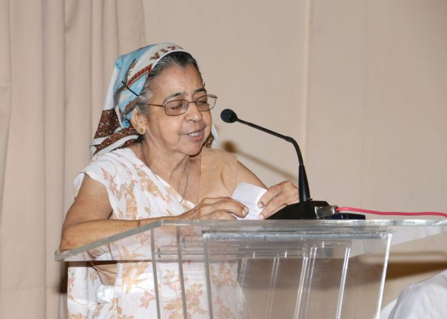 Ms. Aban Sethna