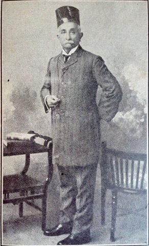 Sir Shapurji Bharucha