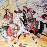 Rostam Nameh 13d:Sohrab