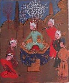 khusrau court music