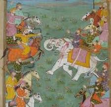 The tragic life-story of King Khusrau Parvez – part 2