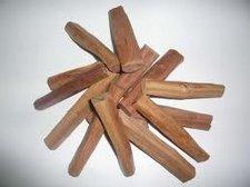Mixing money with sandalwood
