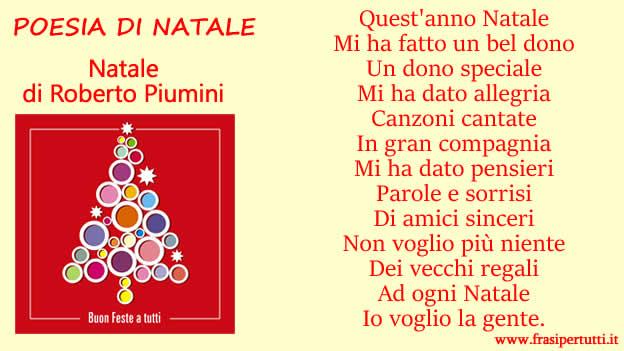 Poesie Di Natale Roberto Piumini.Immagine Poesia Di Natale Di Roberto Piumini Natale