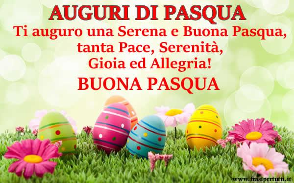 Auguri Di Pasqua Tante Frasi Auguri Pasquali Da Condividere