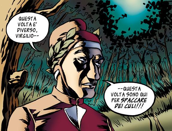 E se Forese avesse querelato Dante...