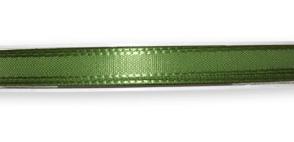 Nastro taffeta Verde Muschio 8mm