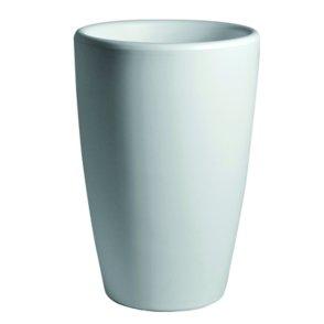 Vaso plastica essence alto D45 H66,50 – Bianco