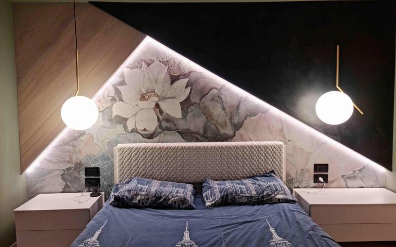 Chi ama lo stile moderno può abbinare ai mobili chiari delle pareti blu o verde smeraldo. Arredamento Camere Da Letto Fratelli Pellizzari