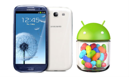 Android 4.1.2 su Samsung Galaxy S3: Firmware I9300XXEMC2