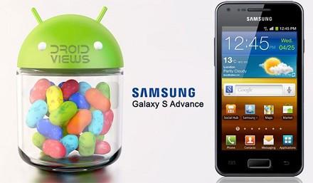 ROM Android 4.2 su Samsung Galaxy S AdvanceROM Android 4.2 su Samsung Galaxy S Advance