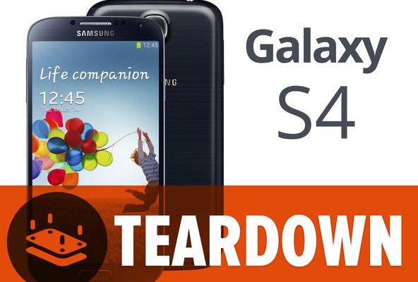 iFixit: Samsung Galaxy S4 riparabile in modo semplice