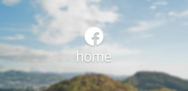 Facebook Home su HTC One e Samsung Galaxy S4