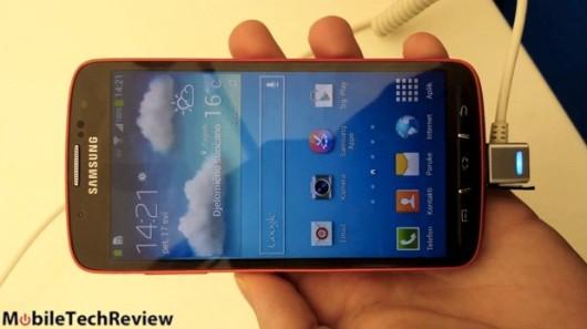 Foto Samsung Galaxy S4 Active resistente ad acqua e polvere