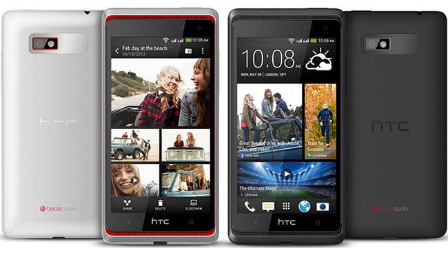 HTC Desire 600: Caratteristiche tecniche
