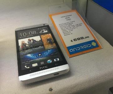 HTC One in vendita in Italia: Dove comprare?