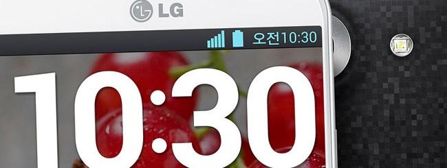 LG Optimus G Pro: Data uscita in Italia