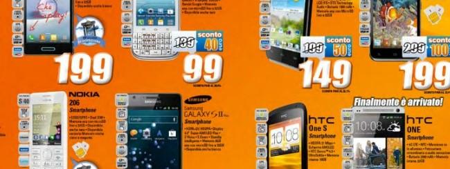 Offerta HTC One S a 299 euro da Marcopolo Expert