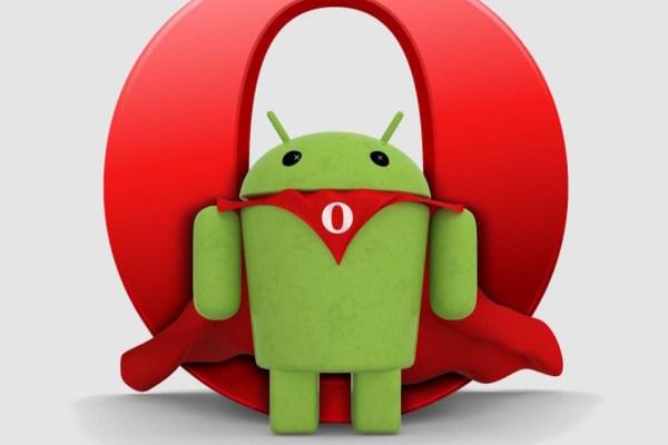 Opera Mobile: Versione classica nel Play Store