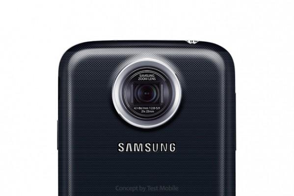 Samsung Galaxy S4 Zoom: Probabili caratteristiche tecniche