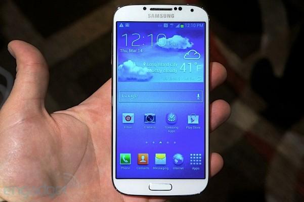 Samsung Galaxy S4: Aumentare la poca memoria interna di 16 GB