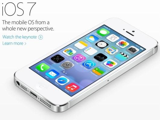 Apple presenta iOS 7: Comunicato stampa