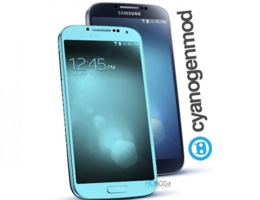 Installare CyanogenMod 10.1 su Samsung Galaxy S4