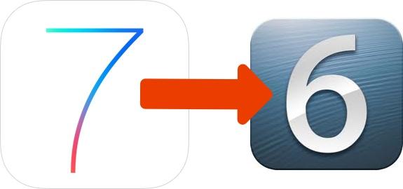 Passare da iOS 7 a iOS 6 (Guida Downgrade)