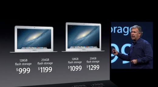 Nuovi MacBook Air 2013: Caratteristiche tecniche e prezzo