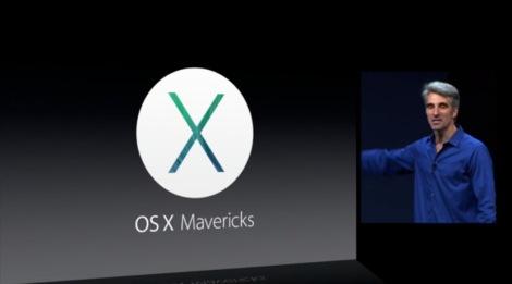 Novità OS X Mavericks