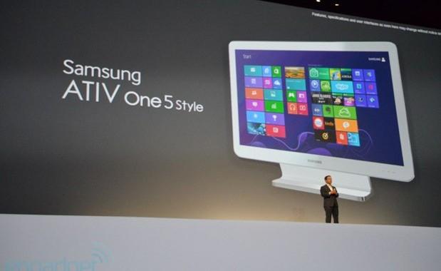 Samsung ATIV One 5: Caratteristiche tecniche ufficiali
