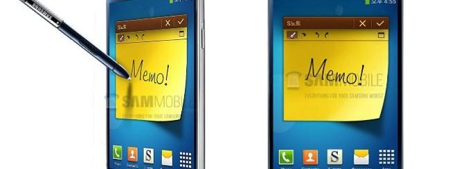 Samsung Galaxy Memo: Nuove indiscrezioni online