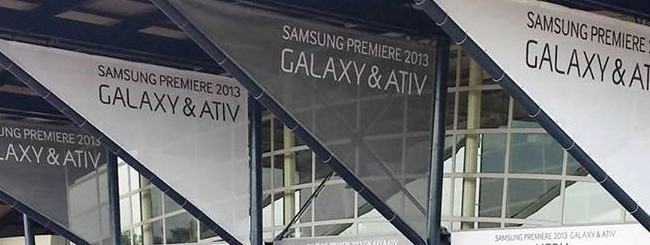 Samsung Premiere 2013: Novità presentate