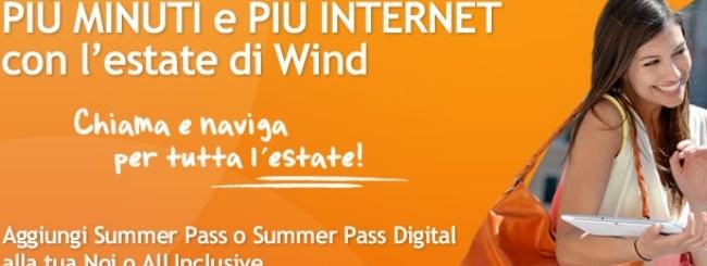 Wind: Summer Pass e Summer Pass Digital