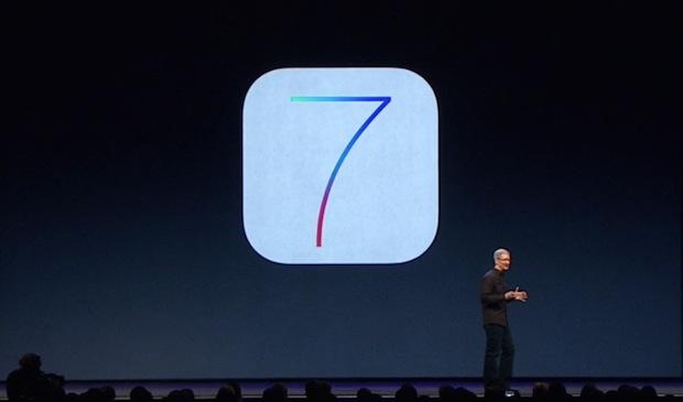 iOS 7 su iPad non mostrato: Ecco perché