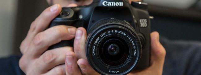 Canon EOS 70D in promozione se la prenoti