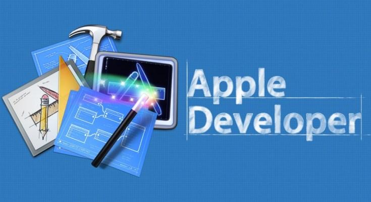 Developer Center Apple torna online