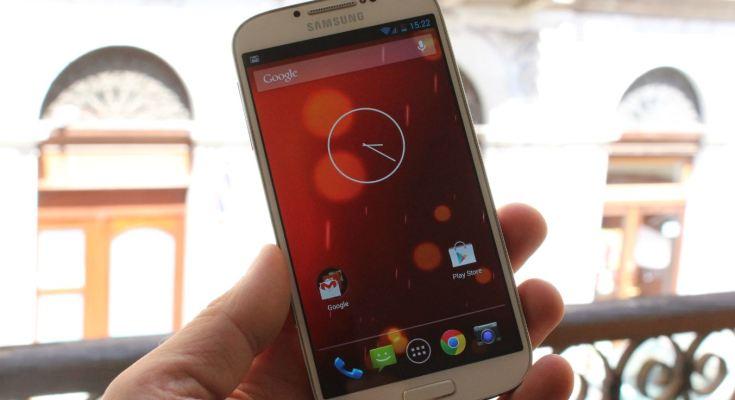 Installare Android 4.3 Jelly Bean su Samsung Galaxy S4
