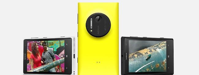 Nokia Lumia 1020: Prezzo europeo online