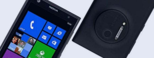 Nokia Lumia 1020 confermato ufficialmente