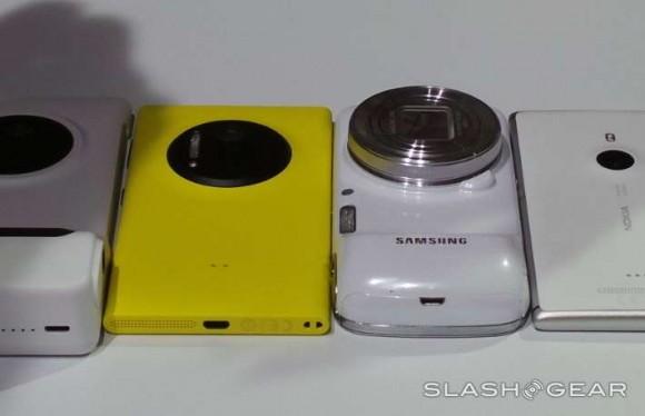 Nokia Lumia 1020 vs Samsung Galaxy S4 Zoom: Confronto foto